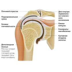 Боли хруст в плечевом суставе прибор для лечения суставов меридиан