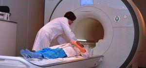 МРТ пояснично - крестцового отдела